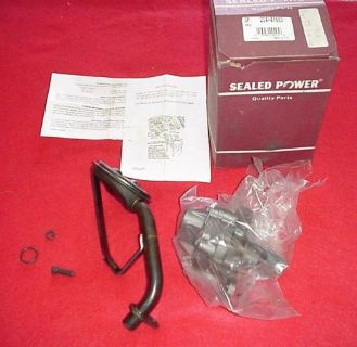Find NEW SEALED POWER ENGINE OIL PUMP 224-4168S 84 85 LASER LEBARON NEW YORKER 2.2L motorcycle in Fort Wayne, Indiana, United States, for US $49.95