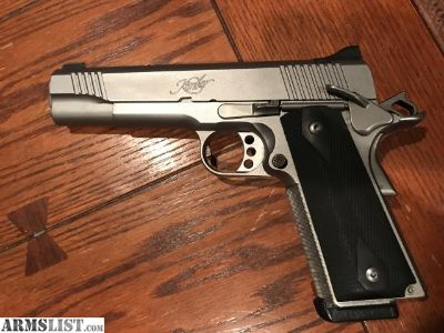 For Sale: Kimber Stainless TLE II