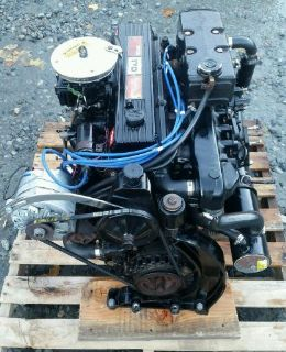 Find MERCRUISER 3.7 L 4CYL complete drop in engine -LIVE VIDEO- 170/190/465/470/488 motorcycle in Old Lyme, Connecticut, United States, for US $1,500.00