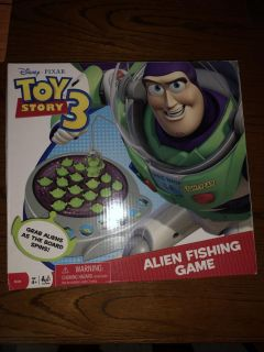 Toy story 3 fishing game