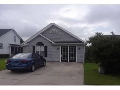 3 Bed 1 Bath Foreclosure Property in Myrtle Beach, SC 29575 - Mallard Lake Cir
