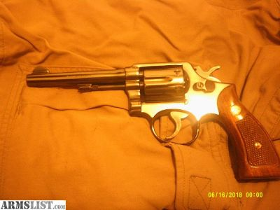For Sale: Rare S&W 10-5 with 5 inch barrel