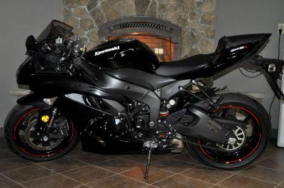 2011 Kawasaki Ninja ZX -6R SuperSport Motorcycles Barre, MA