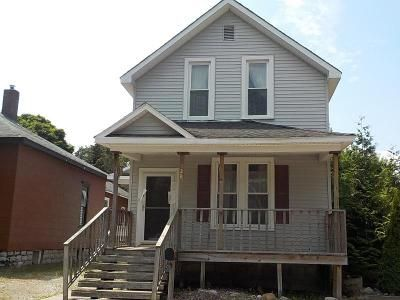 3 Bed 1.5 Bath Foreclosure Property in Alpena, MI 49707 - Saginaw St