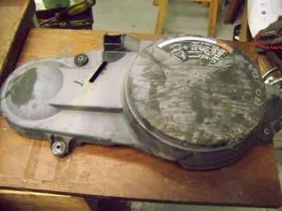 Sell good freshwater honda outboard 40 50 hp flywheel cover assembly motorcycle in Scottsville, Kentucky, United States, for US $23.00
