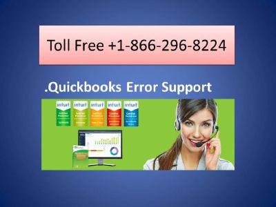 quickbooks  error customer support number 1-866-296-8227