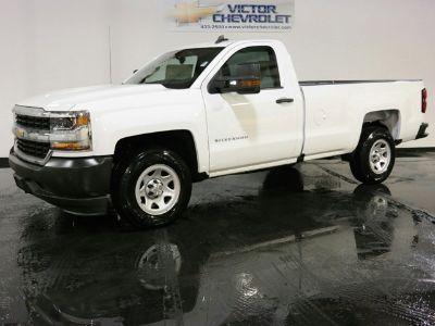 2017 Chevrolet Silverado 1500 Work Truck (Summit White)