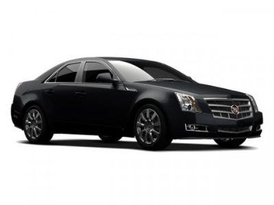 2009 Cadillac CTS 3.6L V6 (Crystal Red Tintcoat)