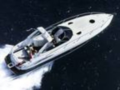 2000 Sunseeker Superhawk 34
