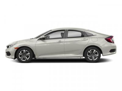 2018 Honda CIVIC SEDAN LX (Taffeta White)