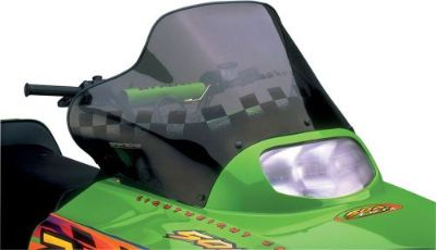"""Purchase POWERMADD/COBRA 12230 WINDSHIELD 15"""" TINT ARC motorcycle in Plymouth, Michigan, United States, for US $96.85"""
