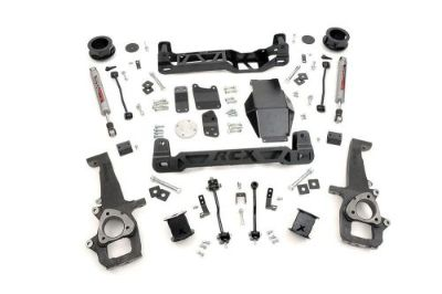 "Find Rough Country 328S 2009-2011 Ram 1500 4"" Suspension Lift Kit Dodge 09-11 motorcycle in Benton, Kentucky, United States, for US $1,249.95"