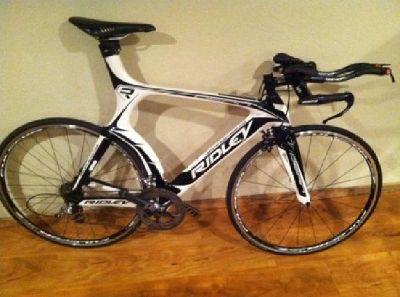 $2,000 OBO Ridley Dean Triathlon Bicycle