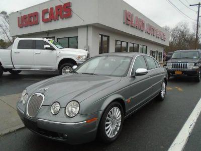 2006 Jaguar S-Type 4.2 (Dk Gray)