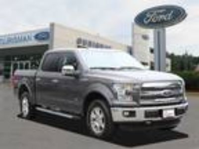 2016 Ford F-150 Lariat Lux Pkg, 3.55 Locking Axle, Tow Pkg, Twin Panel Mo