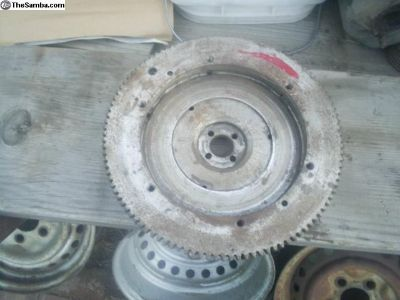 6 Volt Flywheel