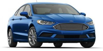 2018 Ford Fusion Hybrid S (Gray)