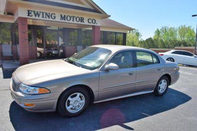 2001 Buick LeSabre Custom (Beige)