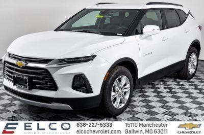 2019 Chevrolet Blazer (summit white)