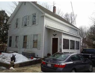 67 Main St Pepperell Three BR, This is a short sale attempt