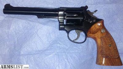 For Sale: Smith and Wesson K-22