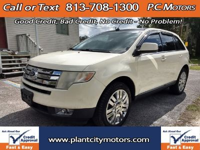 2008 Ford Edge Limited (White)