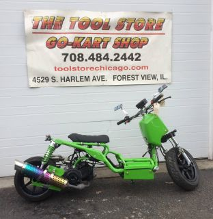 2014 Daix Icebear 250 - 500cc Scooters Forest View, IL