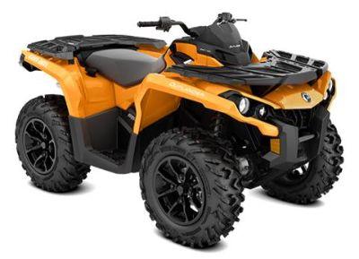 2018 Can-Am Outlander DPS 850 Utility ATVs Ontario, CA