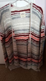 Cute Hollister cardigan size extra small or small