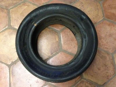 Find Orig.1965-1967 GT 350 R-Model 289 427 AC Cobra Good Year Blue Streak Racing Tire motorcycle in Hutchinson, Kansas, United States, for US $500.00