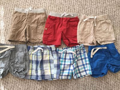 12-18 month shorts