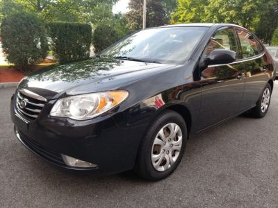 2010 Hyundai Elantra GLS (Black Noir Pearl)