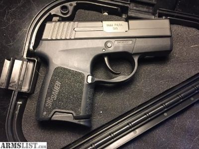 For Trade: Sig p290rs 9mm