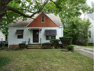3 Bed 1 Bath Foreclosure Property in Berea, OH 44017 - Wesley Dr