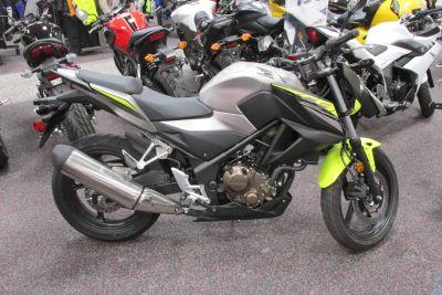 2017 Honda CB300 Sport Motorcycles Springfield, OH
