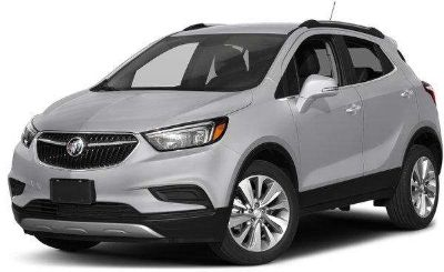 Used 2017 Buick Encore FWD 4dr