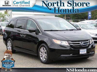 2016 Honda Odyssey SE (black)
