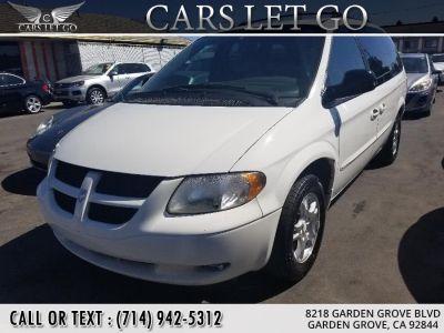 2003 Dodge Grand Caravan EX (Stone White)
