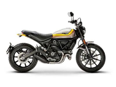 2018 Ducati Scrambler Mach 2.0 Sport Motorcycles Fort Montgomery, NY