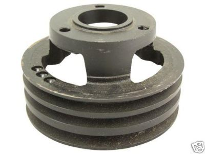 Find Pulley, 3 groove Crankshaft,289- 1964-66 Mustang [105-7121] motorcycle in Fort Worth, Texas, US, for US $95.00