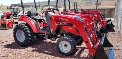 2018 Mahindra 1533 HST Compact Tractors Wilkes Barre, PA