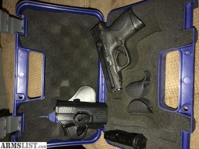 For Sale/Trade: S&w m&p 9mm compact