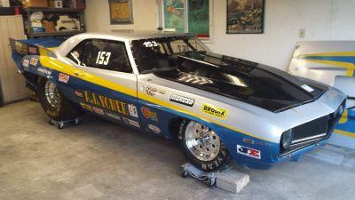 1969 Camaro Roller