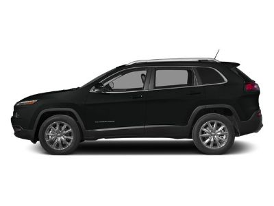 2014 Jeep Cherokee Latitude (Brilliant Black Crystal Pearlcoat)
