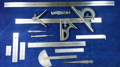 STARETT MACHINIST TOOLS