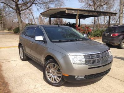 2008 Limited Edition Lincoln MKX