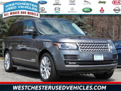 2015 Land Rover Range Rover 5.0L V8 Supercharged (Scotia Gray Metallic)