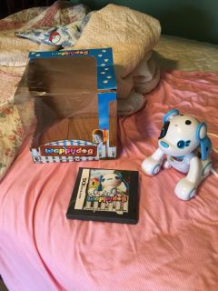 Nintendo ds sappy dog new with box$10