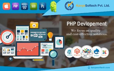 PHP Development Company India | Web Development Companies