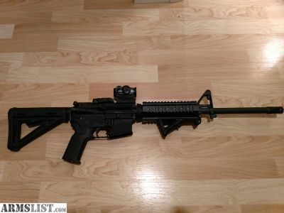 For Sale: Colt 4m